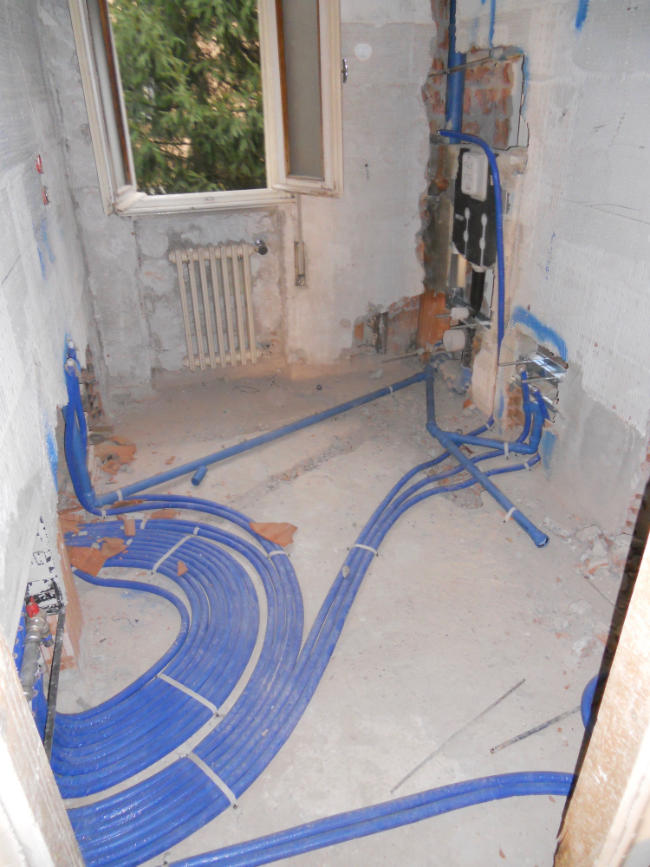 Fasi ristrutturazione bagno 6 passaggi da seguire - Preventivo per rifacimento bagno ...