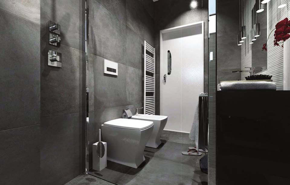 Fino a che altezza dovresti rivestire il tuo bagno ecco - Idee per piastrellare un bagno ...