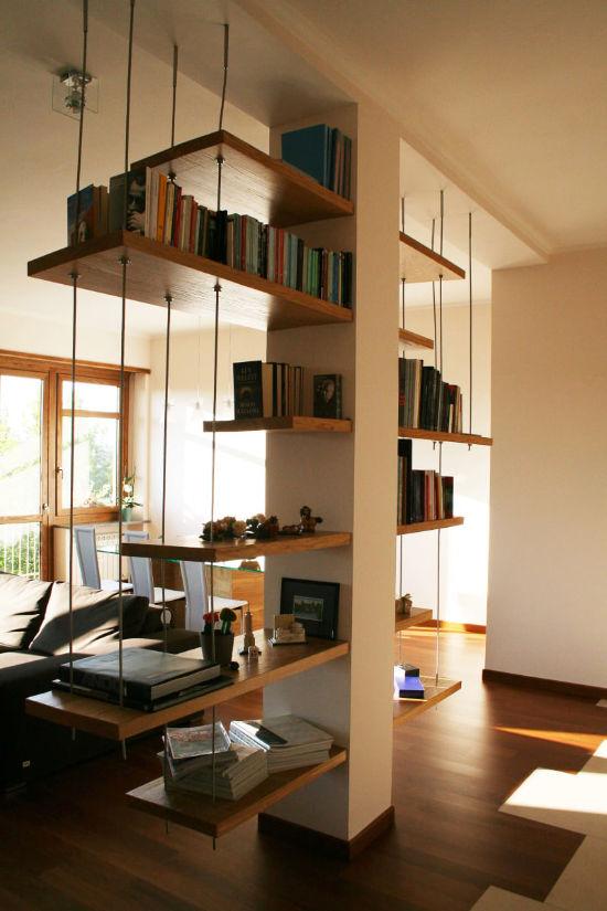 Come rendere un pilastro una soluzione d 39 arredo 14 idee for Ottenere finanziamenti per una casa
