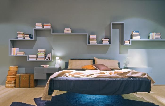 6 Straordinarie qualità del letto Fluttua