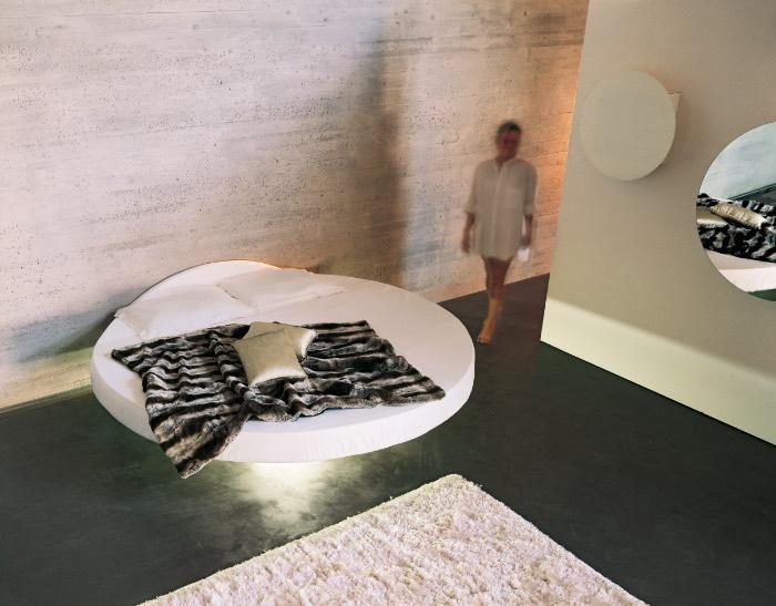 Letto Sospeso Muro : 6 straordinarie qualità del letto fluttua