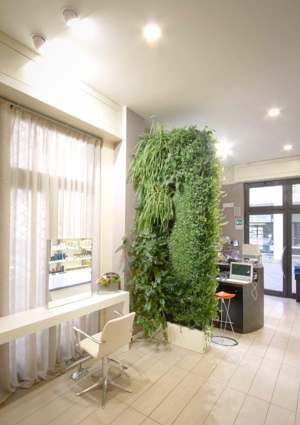 7 meravigliosi benefici del giardino verticale interno - Giardino verticale interno ...