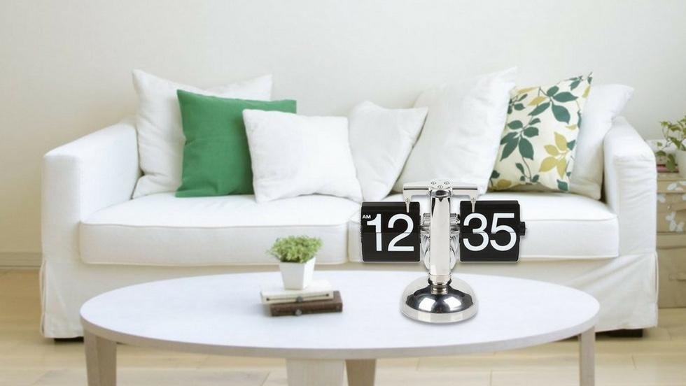 9 Orologi da tavolo per la tua casa (di design e per meno di 40 euro)