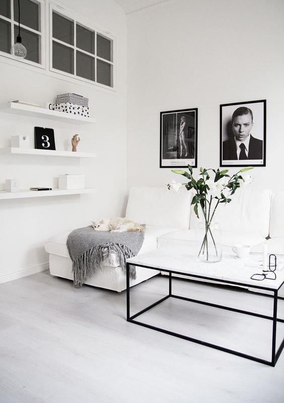 Arredamento minimal cool adoro larredo minimal e le for Arredamento stile minimal