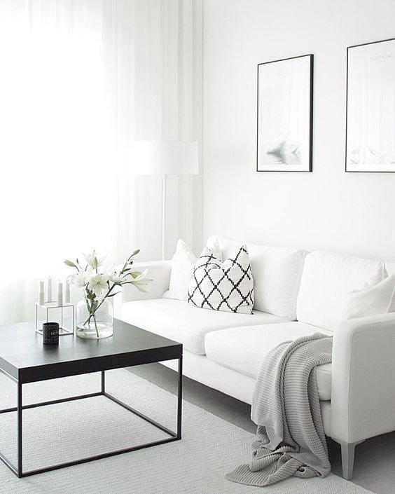 Come vestire casa con l 39 arredamento minimal for Casa stile minimalista