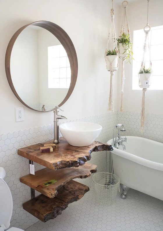 mensola-lavabo-legno
