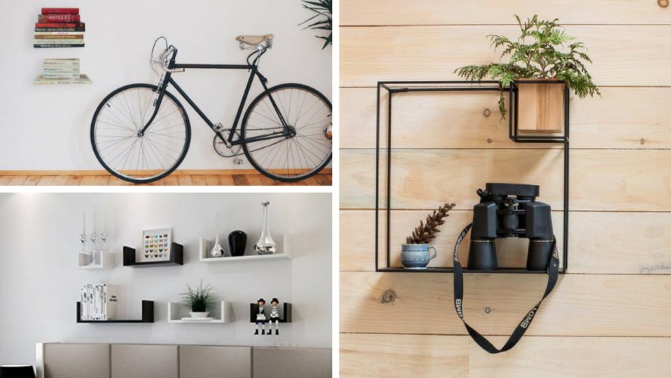 Le migliori 7 mensole di design da acquistare nel 2018