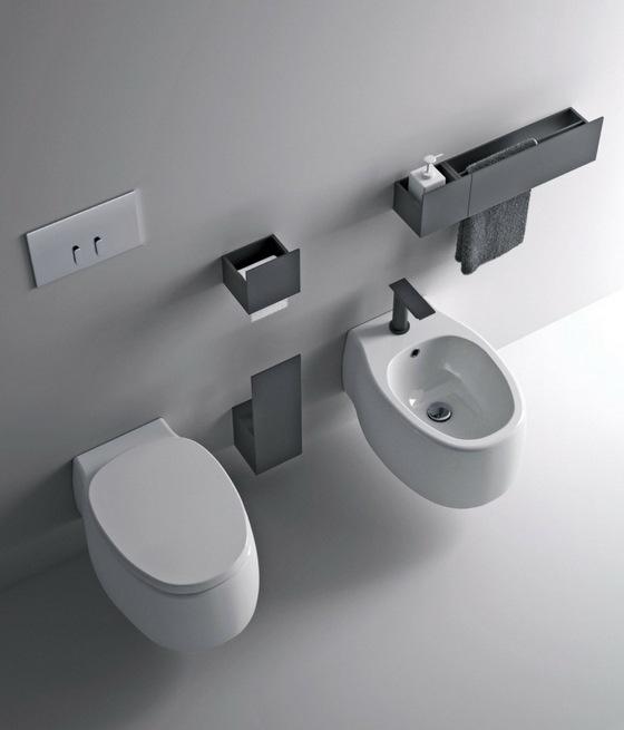 Come arredare un bagno moderno da far invidia for Modelli bagno moderno