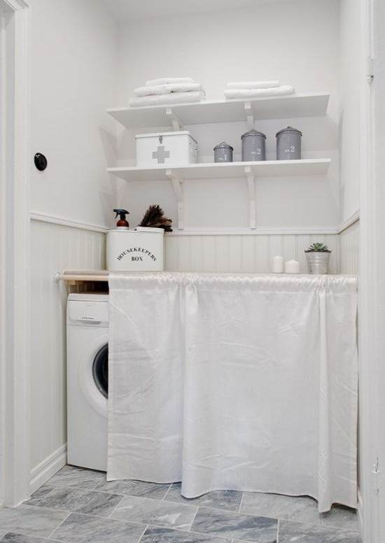 Lavatrice Sotto Lavandino Bagno.Come Nascondere Una Lavatrice In Bagno Guida Con Foto