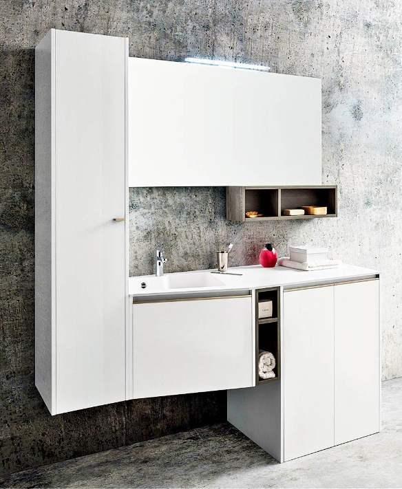 Come nascondere una lavatrice in bagno guida con foto for Mobile nascondi lavatrice ikea