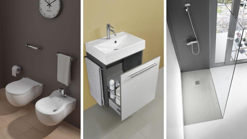 Dimensioni sanitari: trucchi e regole per creare un bagno confortevole