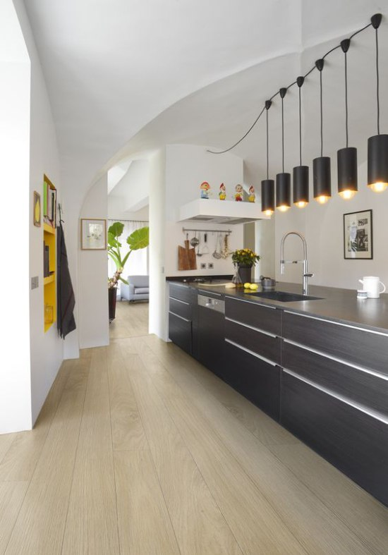 Pavimento laminato pro e contro prezzi posa manutenzione video - Laminato in cucina ...