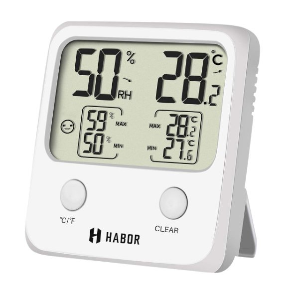 Termoigrometro digitale per umidità relativa