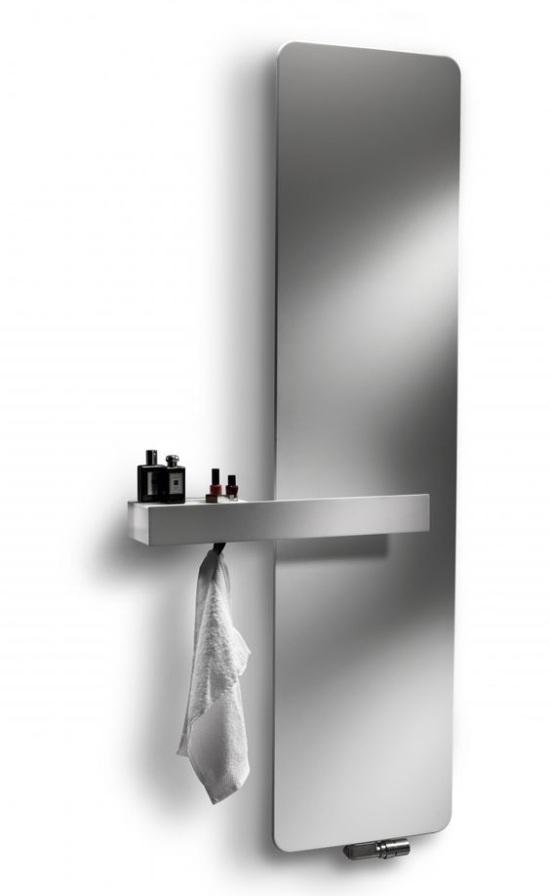 Termoarredo bagno minimalista