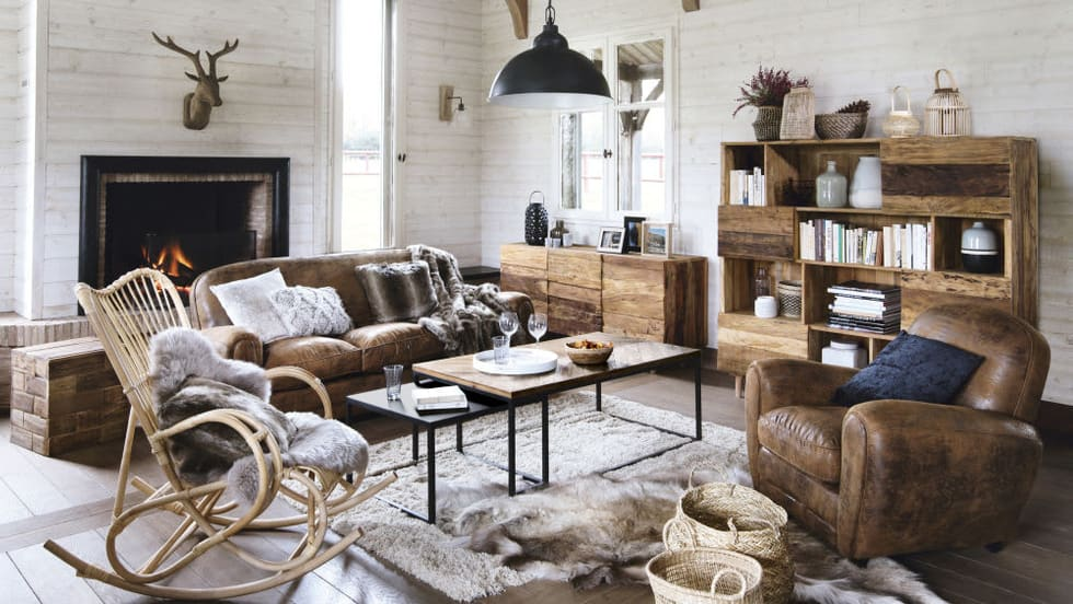 Come arredare casa con l'arredo rustico? (Guida 2019)