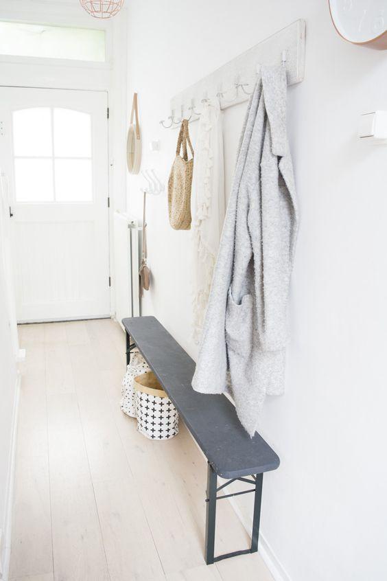 Ingresso corridoio di un'abitazione