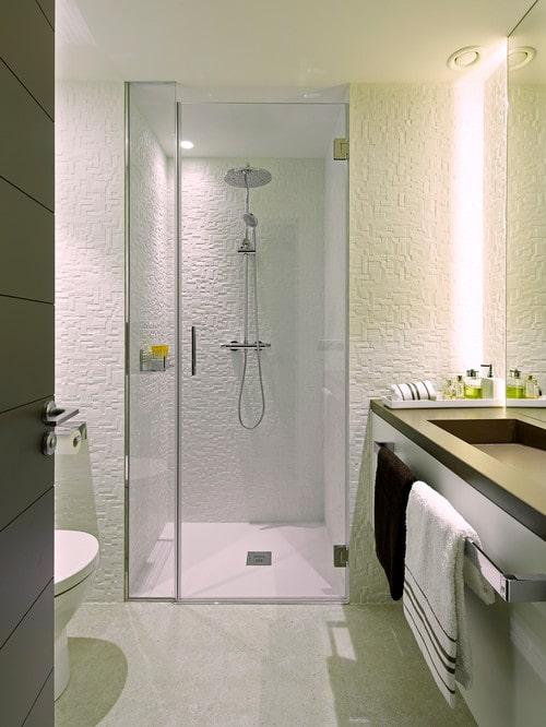 Box doccia per piccoli bagni