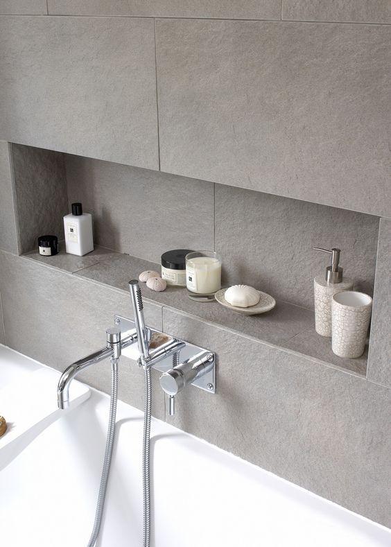 Nicchia vasca da bagno