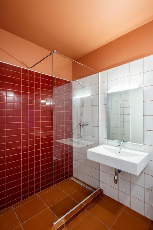 Piccola stanza da bagno