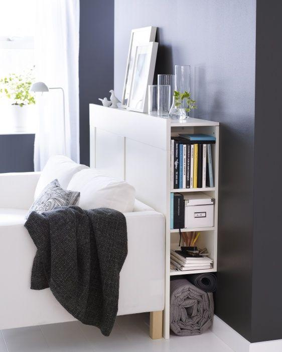 Testiera letto per piccole camere