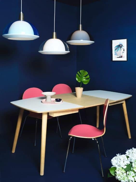 Tavolo allungabile per piccole case