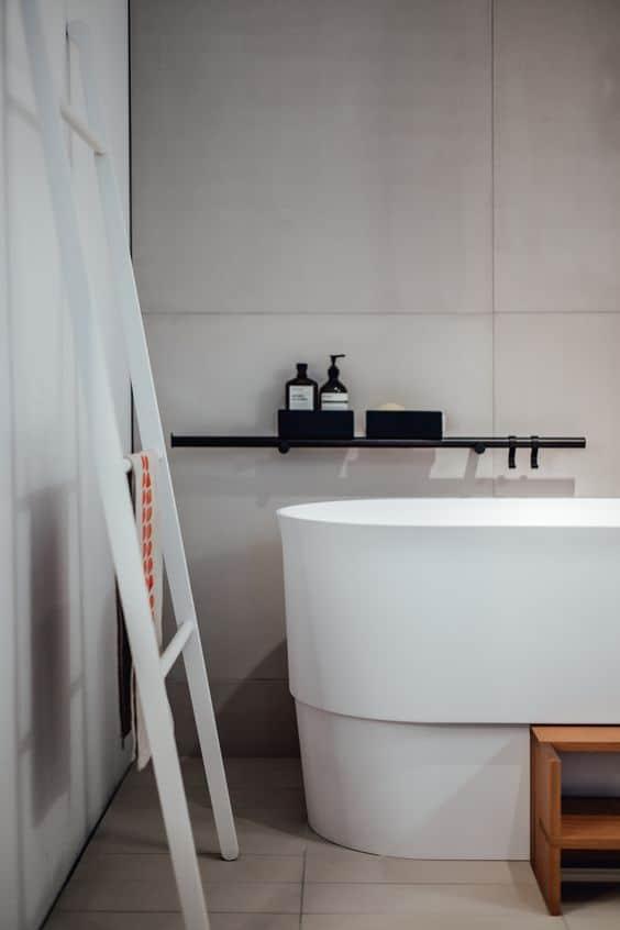 vasca da bagno indipendente