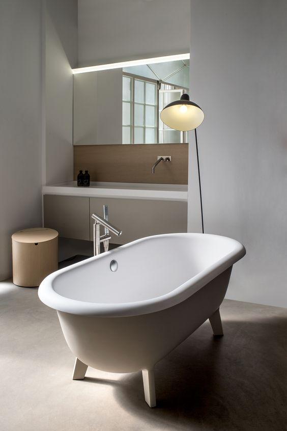 vasca da bagno freestanding