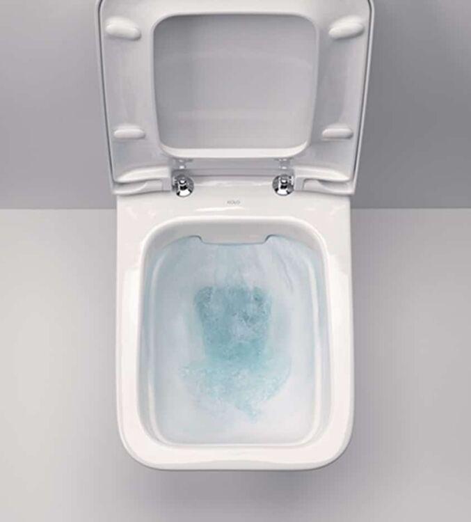 wc senza brida vantaggi