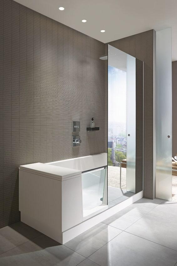idea salvaspazio per il bagno