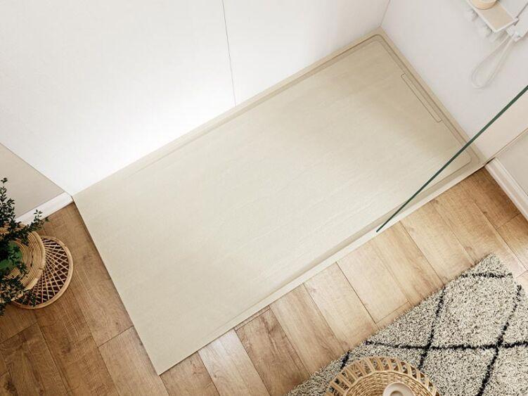 piatto doccia a pavimento antiscivolo