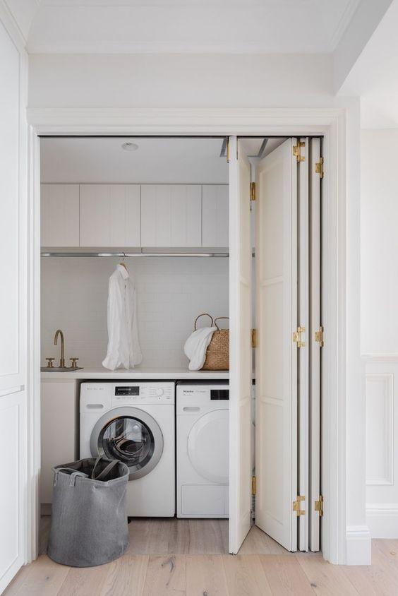 lavanderia di 2 mq
