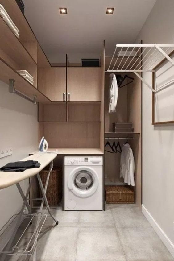 lavanderia stireria domestica