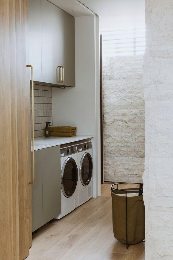 locale lavanderia domestico