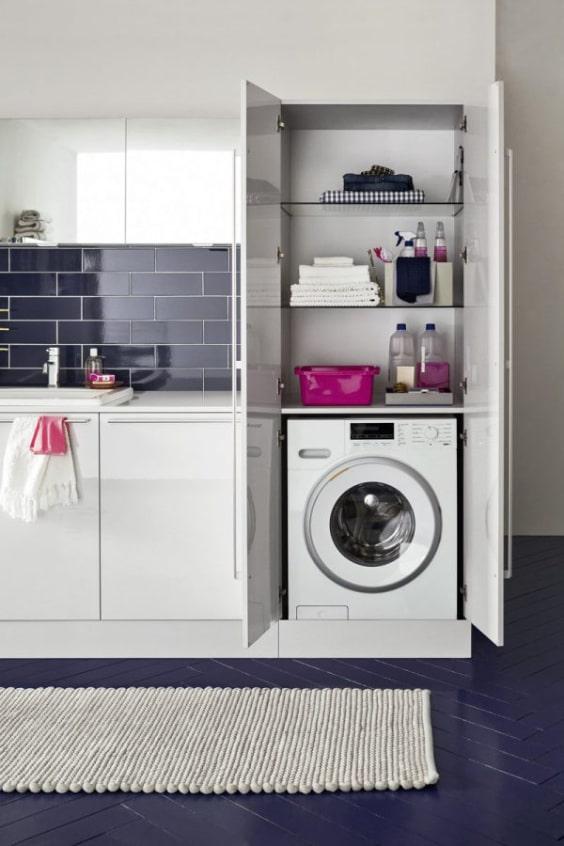 mobile lavatrice lavanderia