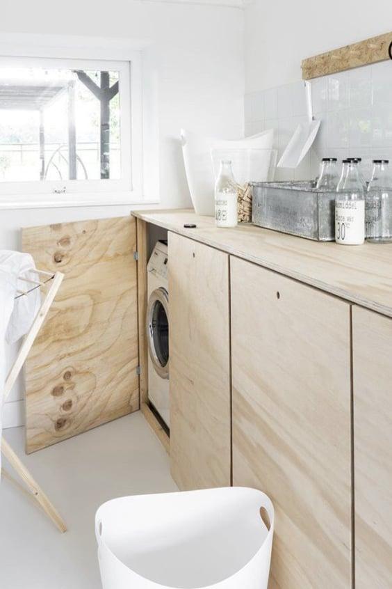 zona lavanderia domestica