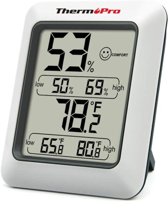 strumento per misurare umidità casa