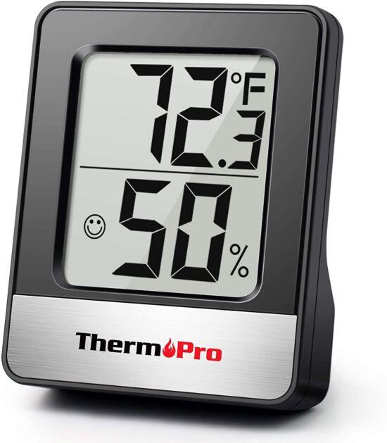 termoigrometro digitale per uso interno